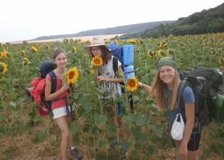 Putovný tábor - Hrady a zrúcaniny