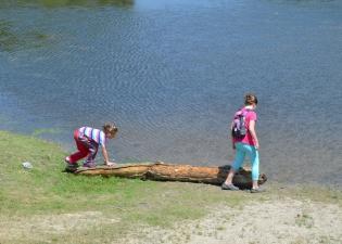 Čistenie riek
