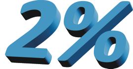 Venujte n�m 2% z dane